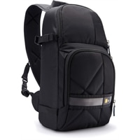 CASE LOGIC Case Logic DSLR Camera Sling - Sling bag for digital photo camera with lenses - polyester - black