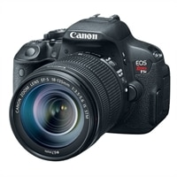 CANON Canon EOS Rebel T5i 18 MP Digital SLR Camera with EF-S 18-135mm IS STM Lens