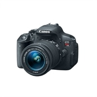 CANON Canon EOS Rebel T5i 18 MP Digital SLR Camera with EF-S 18-55mm IS STM lens