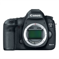 CANON Canon EOS 5D Mark III 22.3 MP Digital SLR Camera (Body only/No lens included)