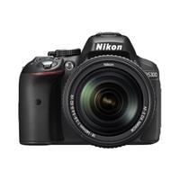 NIKON Nikon D5300 24.2 Megapixel DSLR AF-S DX 18-140mm VR lens