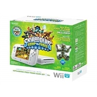 Nintendo Wii U - Limited Edition Skylanders SWAP Force Basic Set - game console - 8 GB flash - white