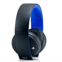 Sony Entertainment Gold Wireless Stereo Gaming Headset - PS4, PS3, PS Vita