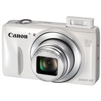 CANON Canon PowerShot SX600 HS Compact Camera - 16 MP Digital Camera - White