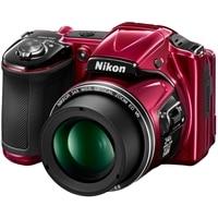 NIKON Nikon Coolpix L830 Digital - 16 MP Camera - Red