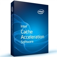 INTEL Intel Cache Acceleration Software for WIN OS for up to 200GB of Target Cache includes 1 yr of support (8x5)