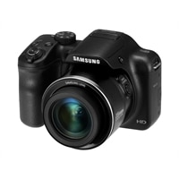 SAMSUNG Samsung SMART Camera WB1100F Point & Shoot Camera 35x Optical Zoom 16.2 Megapixel