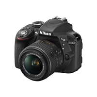 NIKON Nikon D3300 24.2 Megapixel DSLR AF-S VR DX 18-55mm lens