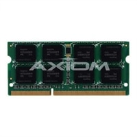 Axiom - Memory - 4 GB - SO DIMM 204-pin - DDR3 - 1600 MHz / PC3-12800