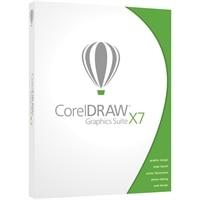 COREL CORPORATION Corel CorelDRAW Graphics Suite X7 - DVD