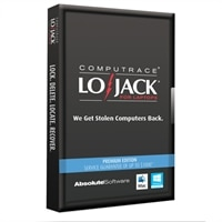 ABSOLUTE SOFTWARE Computrace LoJack for Laptops Premium Edition - Subscription license ( 1 year ) - 1 notebook - Win, Mac