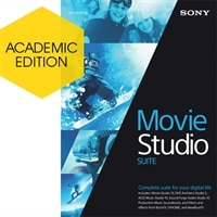 Download - Sony Movie Studio 13 Suite - Academic : Member Purchase