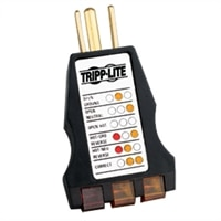 TRIPPLITE TrippLite CT120 Instant-Read- AC Outlet Circuit Tester