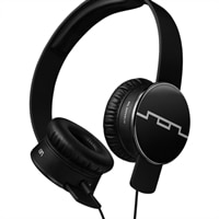 SOL REPUBLIC Tracks On-Ear - Headset - full size - black