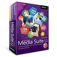 CYBERLINK Download - Cyberlink Media Suite 12 Ultimate