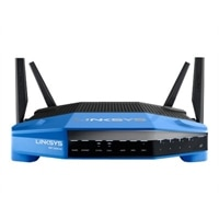 Linksys WRT1900AC - Wireless router - 4-port switch - GigE - 802.11a/b/g/n/ac - Dual Band