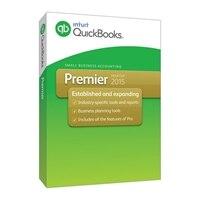 QuickBooks Premier 2015 - License - 1 user - OEM - Win