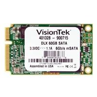 VisionTek DLX - Solid state drive - 60 GB - internal - mSATA - SATA 6Gb/s