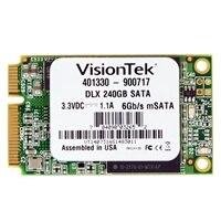 VisionTek DLX - Solid state drive - 240 GB - internal - mSATA - SATA 6Gb/s