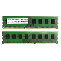 VisionTek - DDR3 - 8 GB : 2 x 4 GB - DIMM 240-pin - 1600 MHz / PC3-12800 - CL9 - 1.5 V - unbuffered - non-ECC