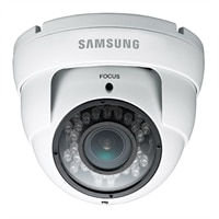 Samsung SDC-7440DC Varifocal White Dome Camera : Home Automation