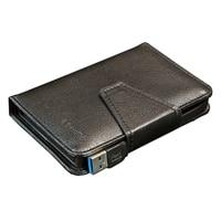 VisionTek Wallet Drive - Storage enclosure - 2.5-inch - SATA 6Gb/s - 600 MBps - USB 3.0