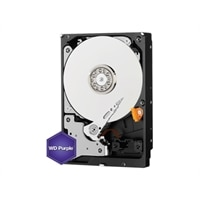 WD Purple WD50PURX - Hard drive - 5 TB - internal - 3.5-inch - SATA 6Gb/s - buffer: 64 MB