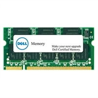 Dell 4 GB Certified Replacement Memory Module for Select Dell Systems - 1Rx8 SODIMM 2133MHz