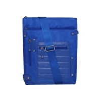WIB Phoenix City Slim Cross Body Bag - Blue, 14.1 Inch : Parts & Upgrades
