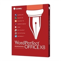 Download Corel WordPerfect Office X8 Pro