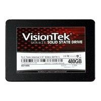 VisionTek - Solid state drive - 480 GB - internal - 2.5-inch - SATA 6Gb/s
