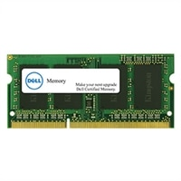 Dell 2 GB Certified Replacement Memory Module for Select Dell Systems - 1Rx16 SODIMM 2400MHz
