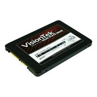 VisionTek - Solid state drive - 120 GB - internal - 2.5 inch - SATA 6Gb/s
