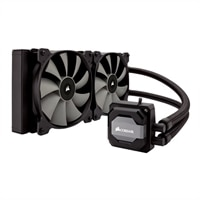 Corsair Hydro Series H110i Extreme Performance Liquid CPU Cooler - liquid cooling system