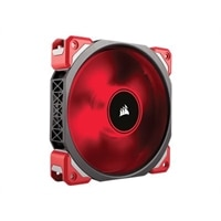 Corsair ML Series ML120 PRO LED Premium Magnetic Levitation - Case fan - 120 mm - red