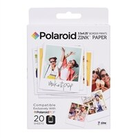 Polaroid Premium ZINK Paper - 88.9 x 107.95 mm 20 sheet(s) photo paper - for Polaroid POP