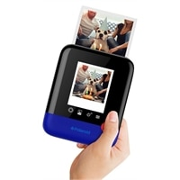 Polaroid POP Digital camera compact with photo printer - Blue