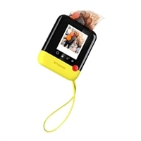 Polaroid POP Digital camera compact with photo printer - Yellow