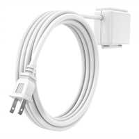 Logitech - Extension Cable Kit 15 ft - Indoor, Outdoor - for Logitech Circle 2