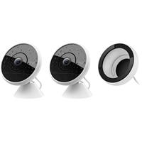 Circle 2 Wired Combo Pack 2 Wired Camera and 1 Window Mount