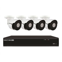 Night Owl IH802-84BA - NVR + camera(s) Wired - LAN 10/100 - 8 channels - 1 x 2 TB - 4 Camera(s)