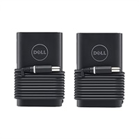 Dell Two 90 W Slim Adapters for Select Dell Systems