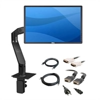 Dell 22 Monitor Arm Bundle - P2213 with MSA14
