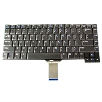Dell Refurbished: 87-Key Single Pointing Keyboard for Dell Inspiron 1200/ 2200 / Latitude 110L Laptops