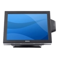 Dell E157FPT 15-inch Touch-screen Flat Panel Monitor with Magnetic Strip Reader and 5-Year Advanced Exchange Warranty
