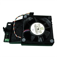 Dell Refurbished: 12 Volt CPU Fan Assembly for Dell OptiPlex 780/ 760/ 380/ 580 Desktops