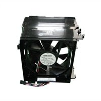 Refurbished: Assembly System Fan for Dell OptiPlex 320/ 320 Mini-Tower/ 740/ 740 Mini-Tower/ 745/ GX520 Desktops