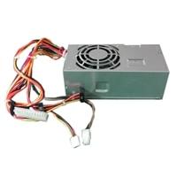 Dell - Power supply - AC 100-120/200-240 V - 250-watt - PFC - refurbished - for Inspiron 535s, 537s