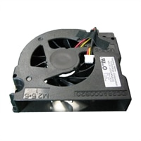 Dell Refurbished: Graphics Fan for Select Dell Inspiron Laptops / Precision Mobile Workstations
