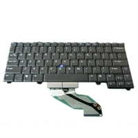 Dell Refurbished: 84-Key Dual Pointing Keyboard for Dell Latitude D410/ D410U Laptops